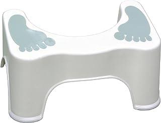 Amazing Land 子供 用 トイレ踏み台 補助 トイレ トレーニング 大人には 便秘 解消 スクワティー 効果で健康に (グレー(C)