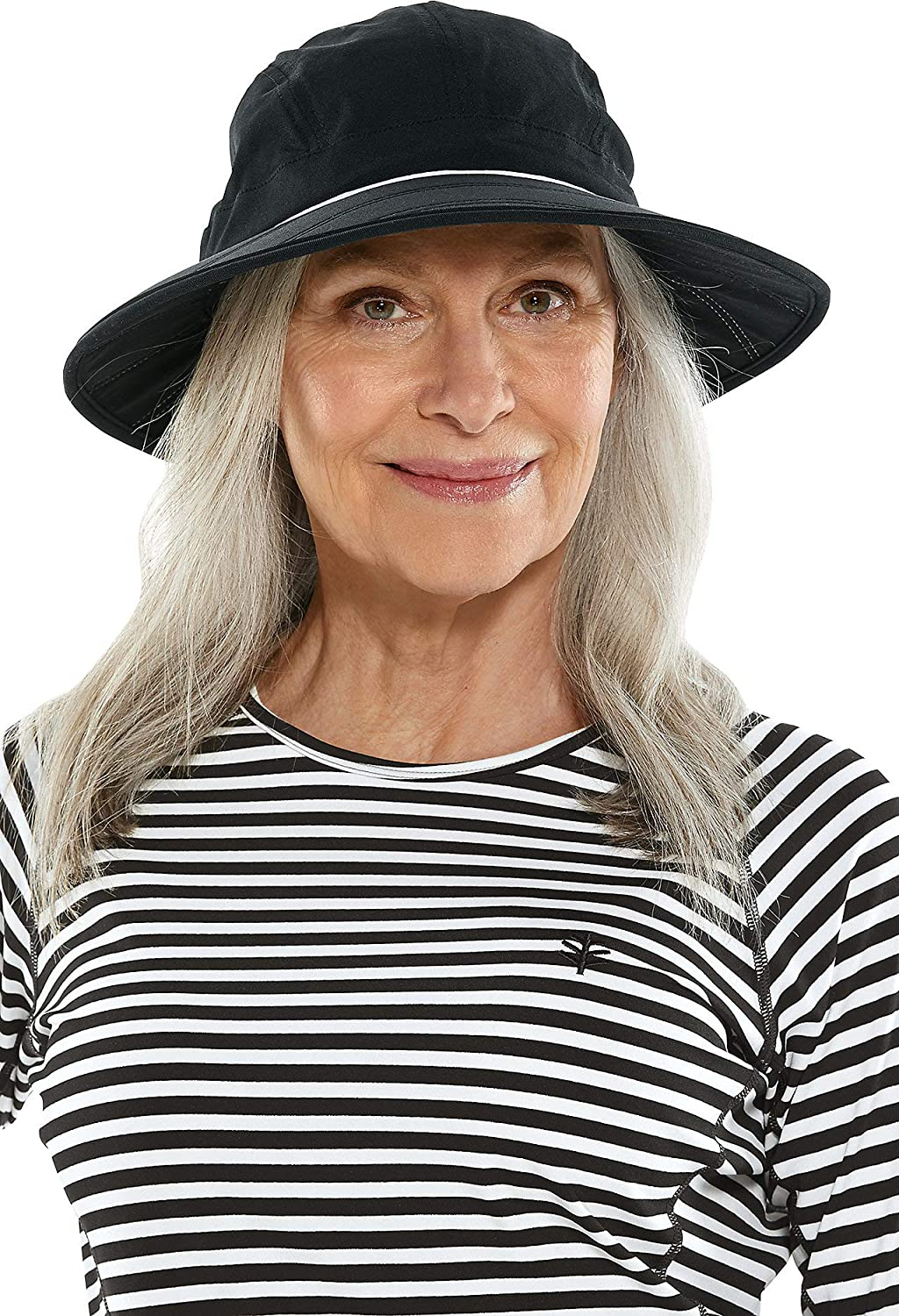 Coolibar UPF 50+ Women's Cheap SALE Start Evelyn Swim - Protective Cheap mail order specialty store Sun Cloche