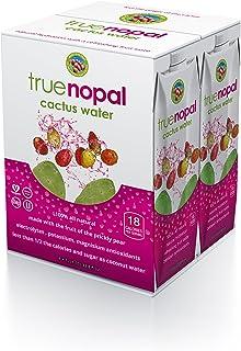 Sponsored Ad - True Nopal Cactus Water 1l, 33.8 Fl. Oz (Pack of 4)