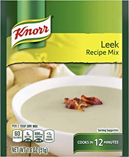Knorr Recipe Mix Leek 1.8 oz Pack of 12