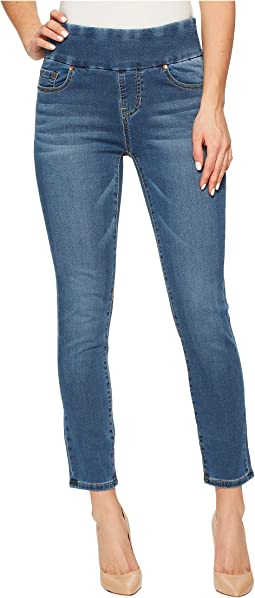 Jag Jeans - Nora Skinny Ankle Pull-On Jeans in Vintage Classic Denim