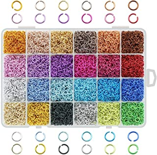 colored jump rings for chainmail