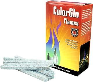 MEECO'S RED DEVIL 88310 ColorGlo Flame Sticks