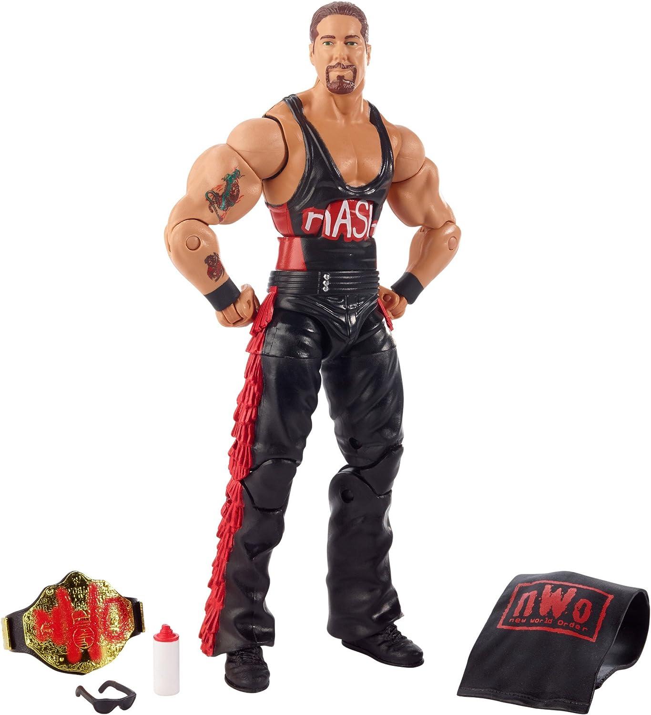 Figur WWE Kevin Nash Ringside Exclusive Elite Serie