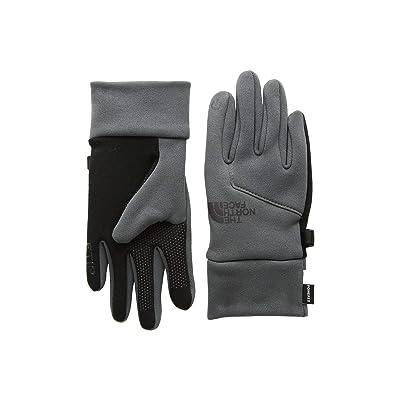 The North Face Kids Etiptm Gloves (Big Kids) (Asphalt Grey) Extreme Cold Weather Gloves