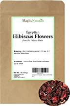 Hibiscus Tea 1LB (16Oz) Dried Hibiscus Flowers Herbal Tea (CUT & SIFTED)