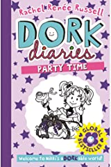 Dork Diaries: Party Time Kindle Edition