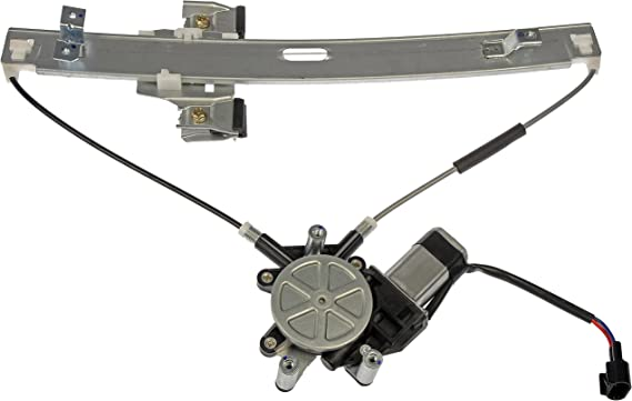 Front Right Passenger Side Power Window Regulator with Motor fits ...