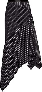 Hugo Boss Luxury Fashion Womens 50414740002 Black Skirt | Fall Winter 19
