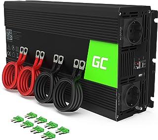 Green Cell® 2000W/4000W 12V a 220V/230V Onda sinusoidal mod