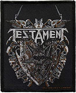 Testament - Patches - Woven