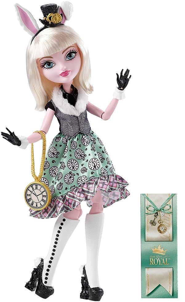 正規化寸前[エバーアフターハイ]Ever After High Bunny Blanc Doll CDH57 [並行輸入品]