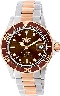 ساعت مچی قهوه ای اتوماتیک اتومبیل Invicta 11241 Pro-Diver