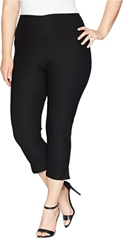 Plus Size Rachelle Capri Pants