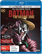 Batman: The Killing Joke (4K Ultra HD + Blu-ray)
