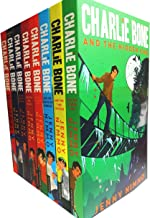 Charlie Bone Pack, 8 books, RRP £47.92 (Blue Boa; Castle of Mirrors; Charlie Bone & Hidden King; Charlie Bone & The Red Kn...
