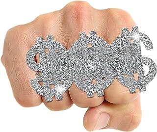 three finger ring