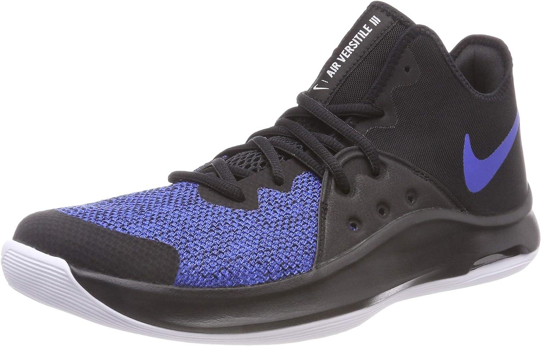 Nike Unisex Air Versitile Iii Basketball Shoe