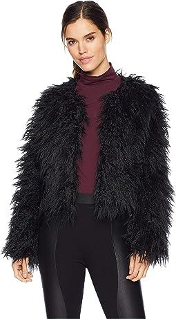 Fluffy Long Fur Coat