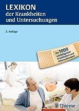 Lexikon der Krankheiten und Untersuchungen (German Edition)