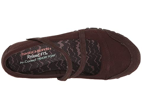 Mary Bikers Blackchocolate Grandes Skechers ofertas Jane nUfq7ap8xw