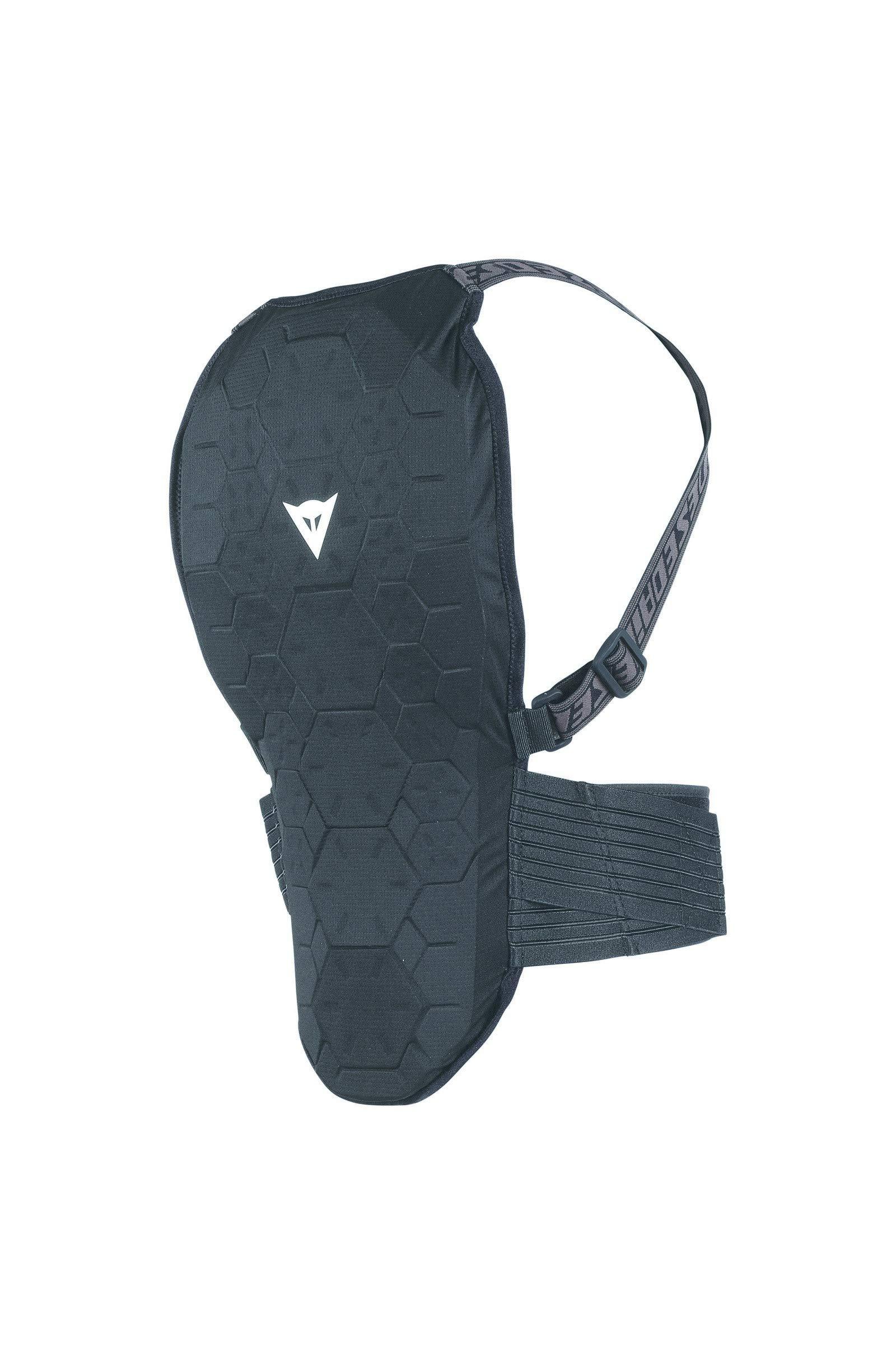 Dainese Kinder Flexagon Ski Back-Protektor, Black/Black, JXL