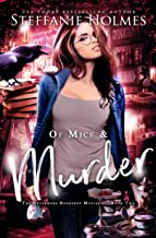 Of Mice and Murder (Nevermore Bookshop Mysteries Book 2)