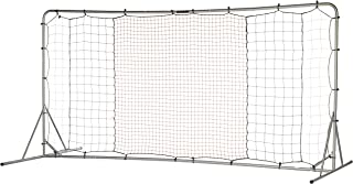 Franklin Sports Soccer Rebounder - Tournament Steel Soccer Rebounding Net - Perfect For Backyard Soccer Practice and Soccer Training - 12'x6' Soccer Bounce Back Rebounder