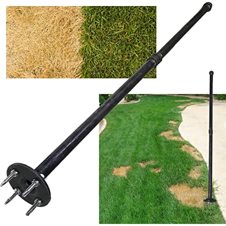 Details about  /EnRoot Products Seed Stitcher Pro Easy Lawn Grass Garden Seed Pla Double Head