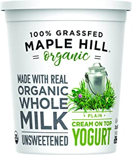 Best maple hill grass fed yogurt Reviews