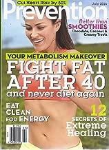 Prevention (July 2014 - Laura Mercier Cover)