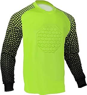 Best youth soccer goalie shirt Reviews