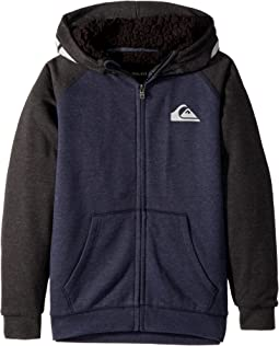 Quiksilver Kids - Juwa Sherpa Hoodie (Toddler/Little Kids)