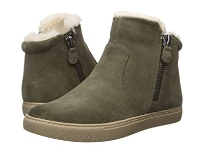 Gentle Souls by Kenneth Cole Carter Cozy (Olive) Women