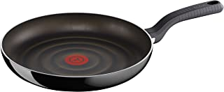 Tefal So Intensive GV5 D50302 Sartén multiuso Alrededor - Cacerola (Alrededor, Sartén multiuso, Negro, Titanium Force, 175 °C, Thermo-Spot)