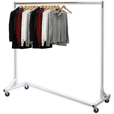 7Ft HEAVY DUTY BLACK CLOTHES,GARMENT RAILS 8ft 3 FT LONG LENTGH,HEIGHT 6ft