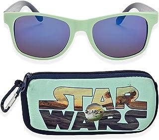 Mandalorian Baby Yoda Boys Sunglasses with Kids Glasses...