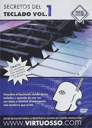 Virtuosso Musical Keyboard Method for Beginners Vol.1 (Curso De Teclados Para Principiantes Vol
