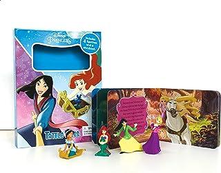 Phidal Disney Princess Tattle Tales Collection, multicolor