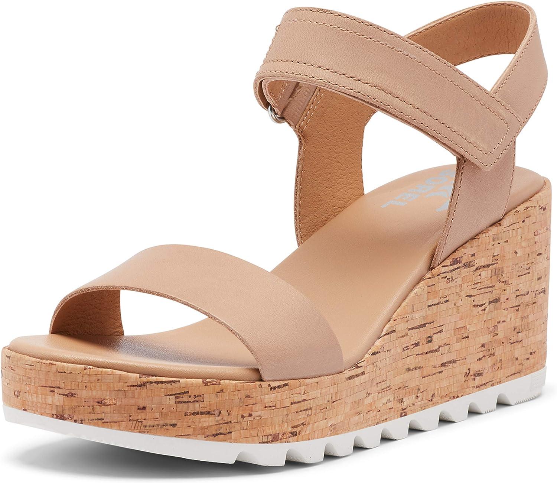 Sorel Women's Cameron Cheap 2021 new Sandal Wedge