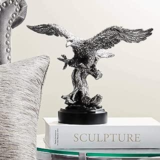 pewter eagle figurines