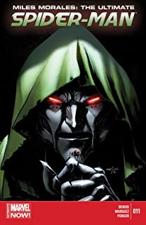 Miles Morales: Ultimate Spider-Man (2014-2015) #11