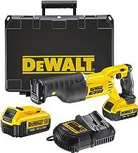 Dewalt DCS380M2-QW Sierra sable XR 18V con 2 baterías Li-Ion 4, 9 W, 18 V