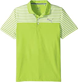PUMA Golf Kids Clubhouse Polo JR (Big Kids)