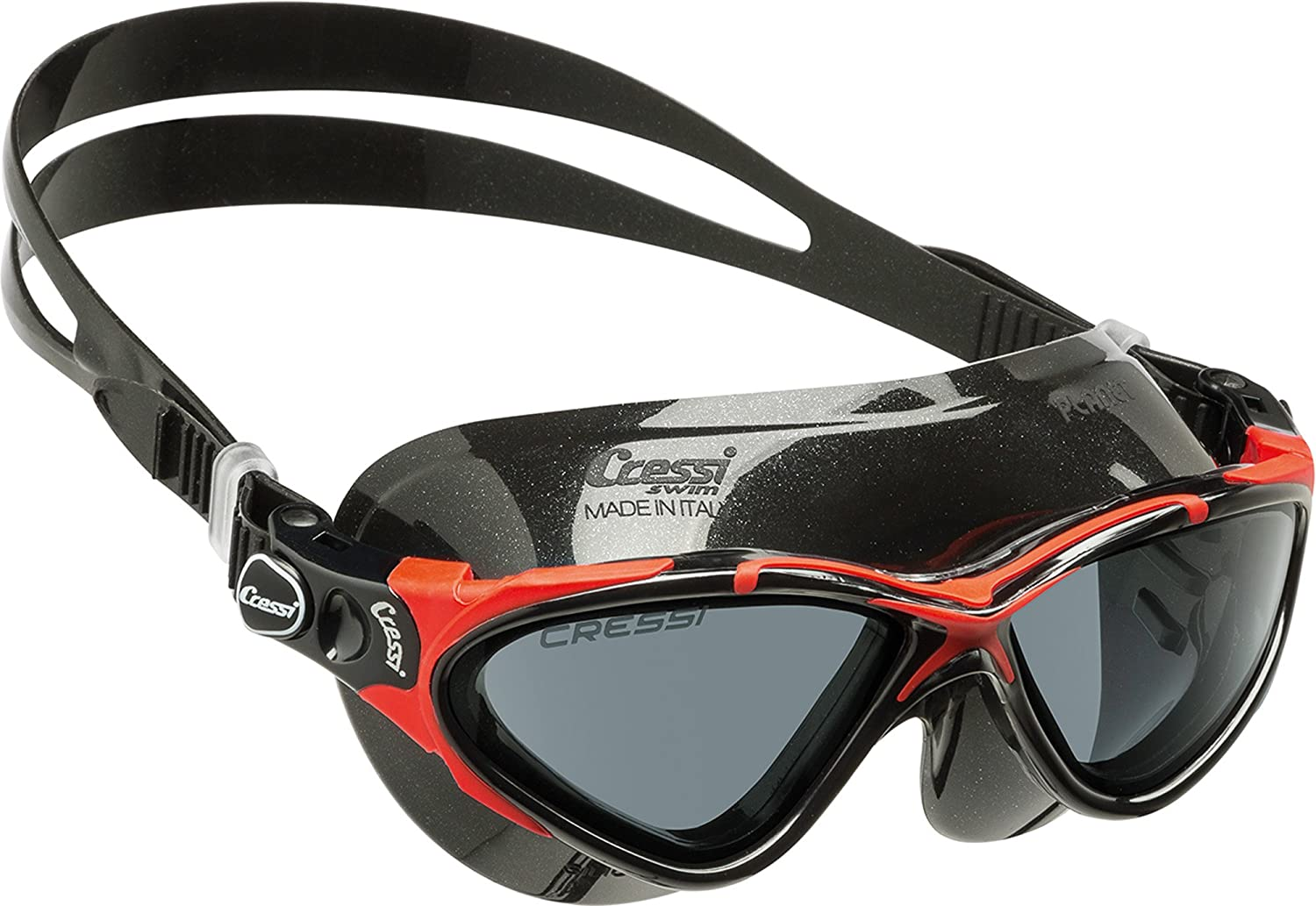 Cressi Adult Swim 67% OFF Dedication of fixed price Goggles with Long Technology Anti-Fog Lasting