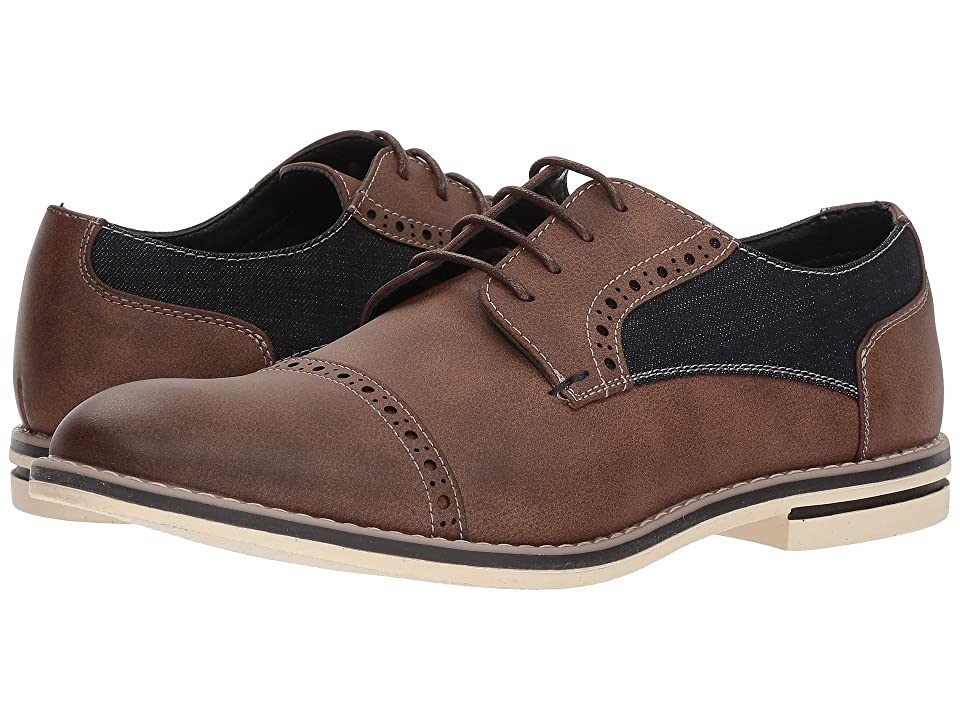 Kenneth Cole Unlisted Ozzie Lace-Up B (Brown) Men