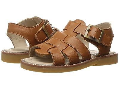 Elephantito Fisherman Sandal (Toddler/Little Kid/Big Kid) (Caramel) Boys Shoes