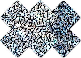 Nippies Style Desert Storm Cross Waterproof Self Adhesive Nipple Cover Pasties