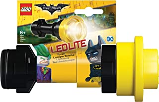 LEGO Batman Movie LED Flashlight - Handheld Flash Light for Kids