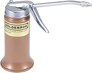 Goldenrod 600 Pistol Pump Oiler with Straight Spout - 6 oz. Capacity
